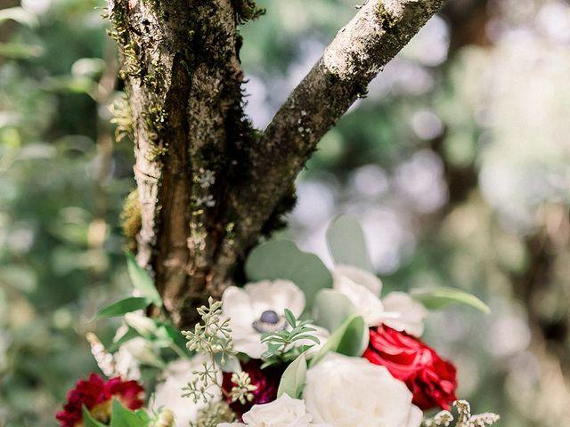 Barbara and Brendan's wedding in Vancouver, British Columbia 6