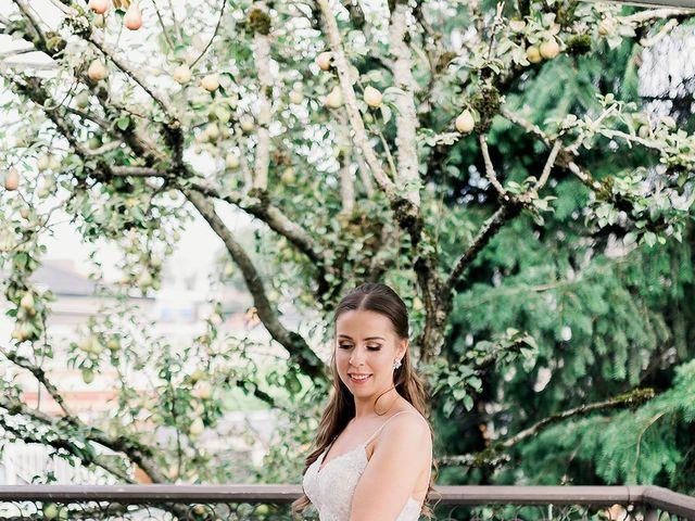 Barbara and Brendan's wedding in Vancouver, British Columbia 8