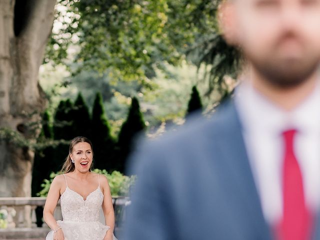 Barbara and Brendan's wedding in Vancouver, British Columbia 16