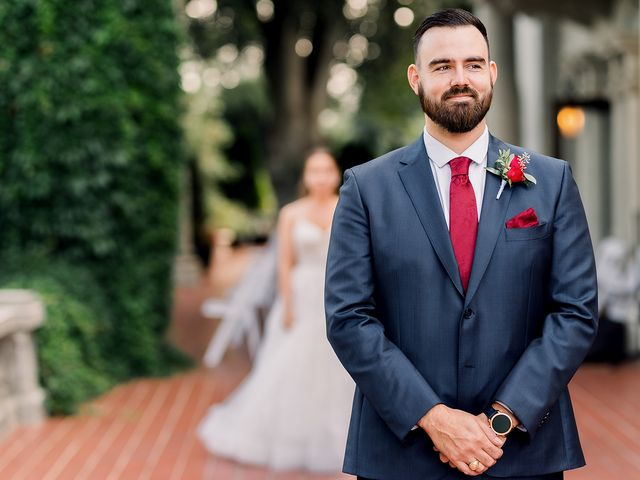 Barbara and Brendan's wedding in Vancouver, British Columbia 17