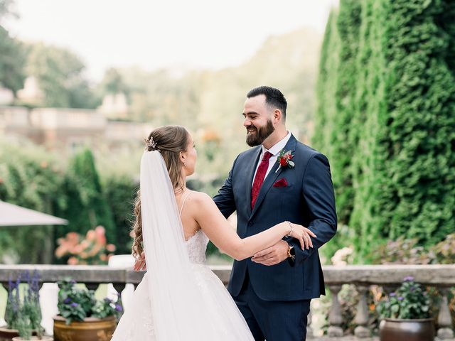 Barbara and Brendan's wedding in Vancouver, British Columbia 18
