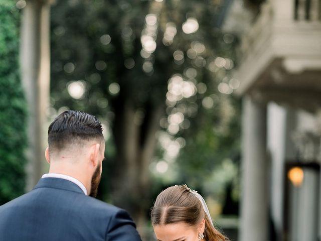 Barbara and Brendan's wedding in Vancouver, British Columbia 19