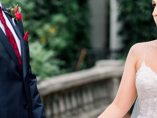 Barbara and Brendan's wedding in Vancouver, British Columbia 20