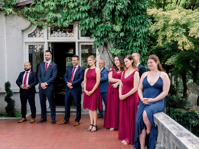 Barbara and Brendan's wedding in Vancouver, British Columbia 21