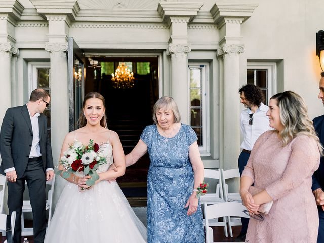 Barbara and Brendan's wedding in Vancouver, British Columbia 28