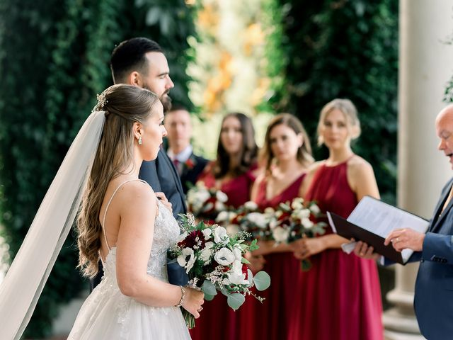 Barbara and Brendan's wedding in Vancouver, British Columbia 33
