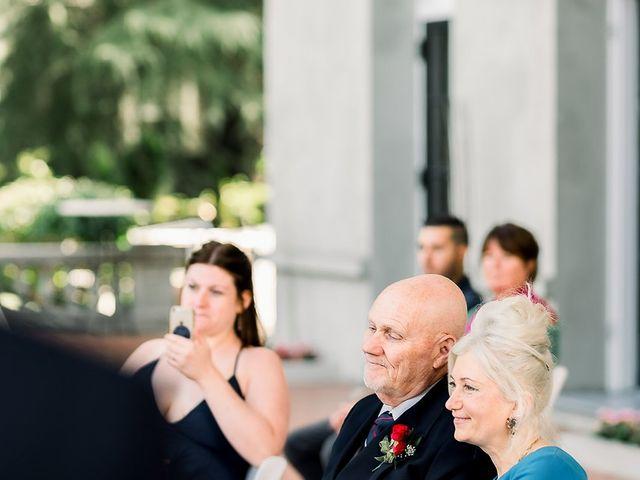 Barbara and Brendan's wedding in Vancouver, British Columbia 34
