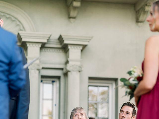 Barbara and Brendan's wedding in Vancouver, British Columbia 36