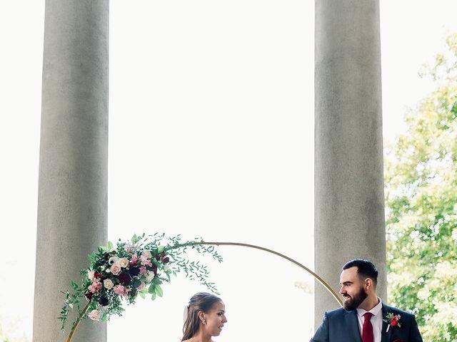 Barbara and Brendan's wedding in Vancouver, British Columbia 42