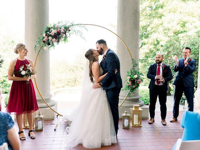 Barbara and Brendan's wedding in Vancouver, British Columbia 43