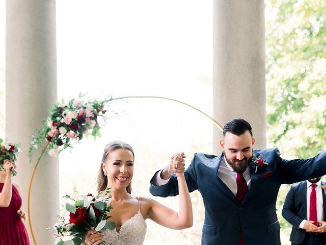 Barbara and Brendan's wedding in Vancouver, British Columbia 45