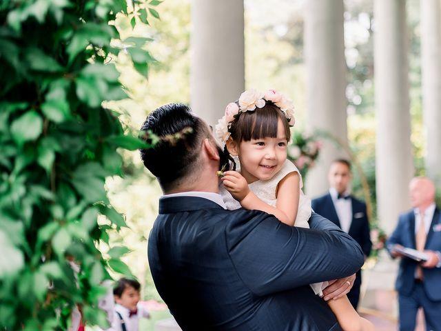 Barbara and Brendan's wedding in Vancouver, British Columbia 46
