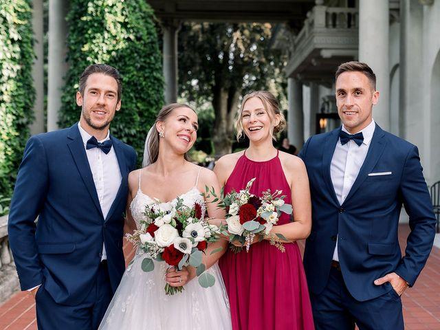 Barbara and Brendan's wedding in Vancouver, British Columbia 48