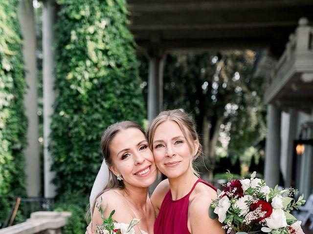 Barbara and Brendan's wedding in Vancouver, British Columbia 49