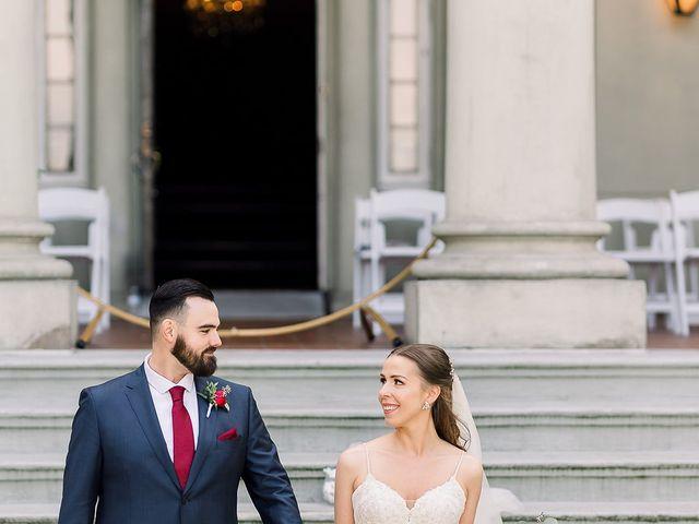 Barbara and Brendan's wedding in Vancouver, British Columbia 50