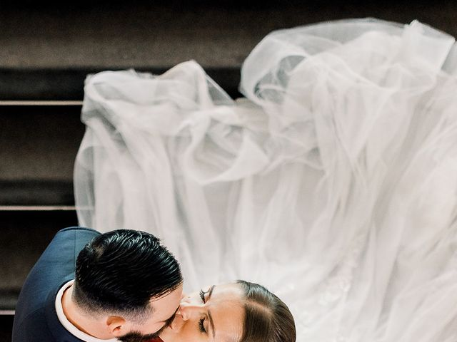 Barbara and Brendan's wedding in Vancouver, British Columbia 60