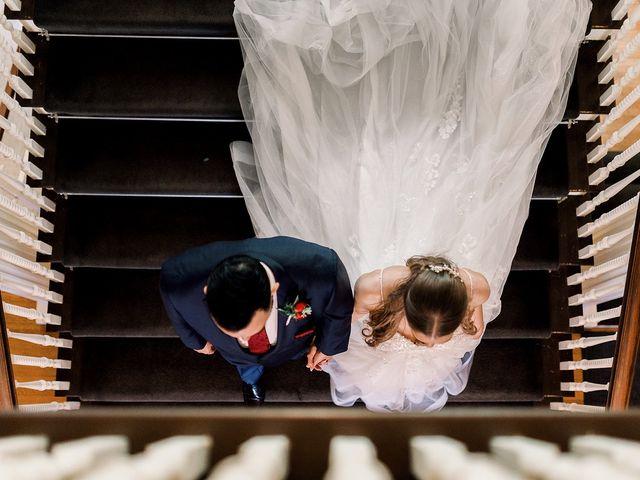 Barbara and Brendan's wedding in Vancouver, British Columbia 61
