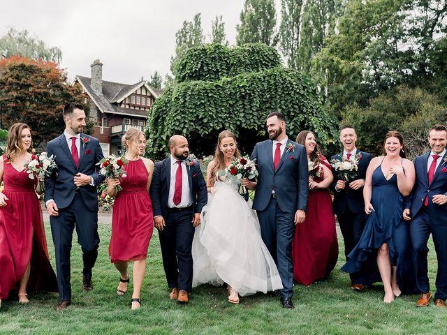 Barbara and Brendan's wedding in Vancouver, British Columbia 81