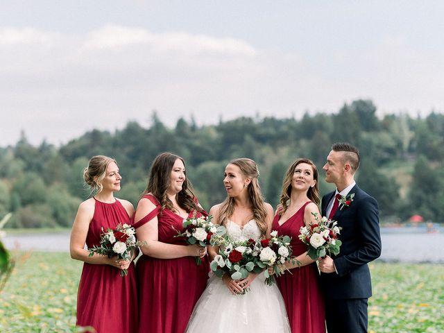 Barbara and Brendan's wedding in Vancouver, British Columbia 84