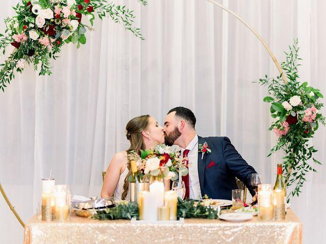 Barbara and Brendan's wedding in Vancouver, British Columbia 100