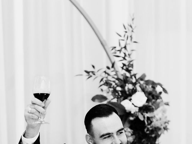 Barbara and Brendan's wedding in Vancouver, British Columbia 106
