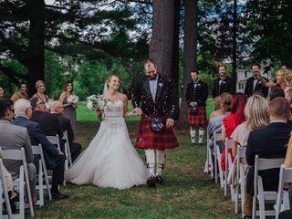 The wedding of Brooke and Jory
