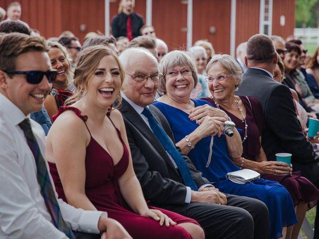 Jory and Brooke's wedding in Williamstown, Ontario 16