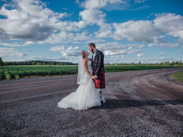 Jory and Brooke's wedding in Williamstown, Ontario 22