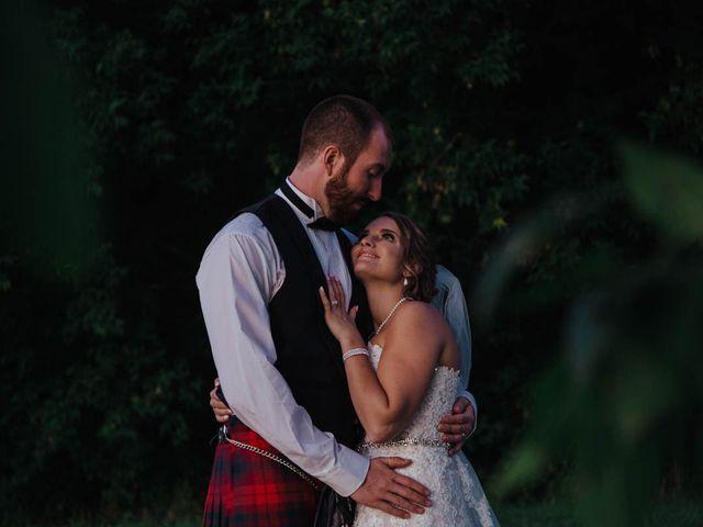 Jory and Brooke's wedding in Williamstown, Ontario 2