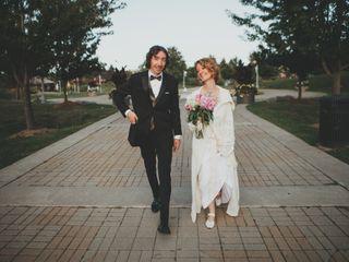 The wedding of Irene and Michael 1
