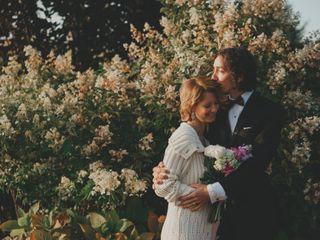 The wedding of Irene and Michael 2