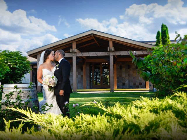 The wedding of Aixa and Oliver