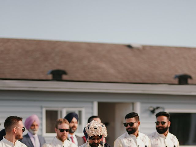 Kathrine and Sukh's wedding in Vancouver, British Columbia 11