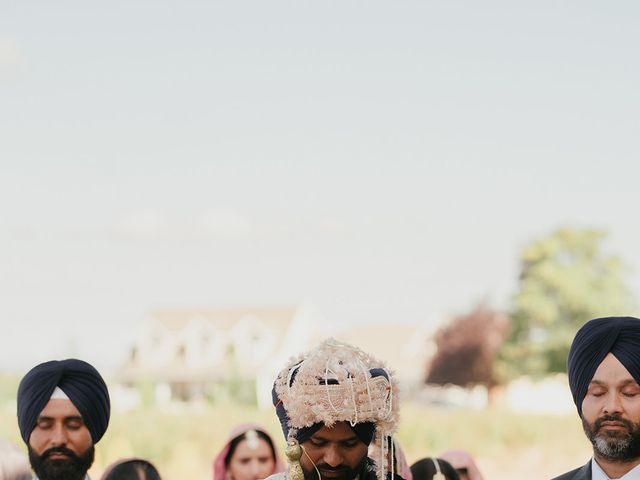 Kathrine and Sukh's wedding in Vancouver, British Columbia 12