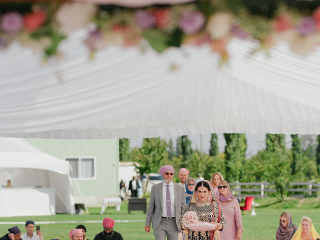 Kathrine and Sukh's wedding in Vancouver, British Columbia 18