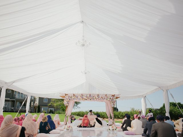 Kathrine and Sukh's wedding in Vancouver, British Columbia 19