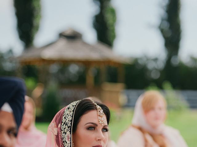 Kathrine and Sukh's wedding in Vancouver, British Columbia 21