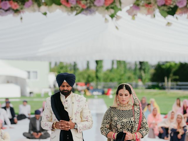 Kathrine and Sukh's wedding in Vancouver, British Columbia 22