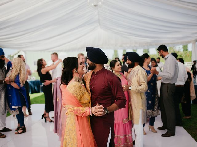 Kathrine and Sukh's wedding in Vancouver, British Columbia 30