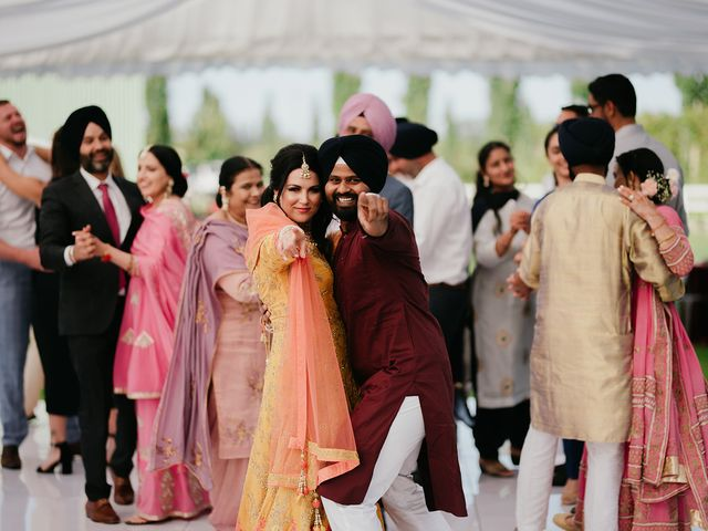 Kathrine and Sukh's wedding in Vancouver, British Columbia 31