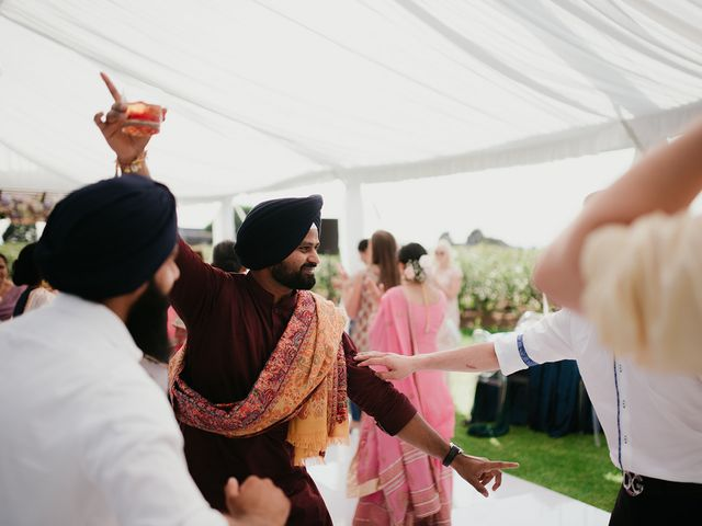 Kathrine and Sukh's wedding in Vancouver, British Columbia 32