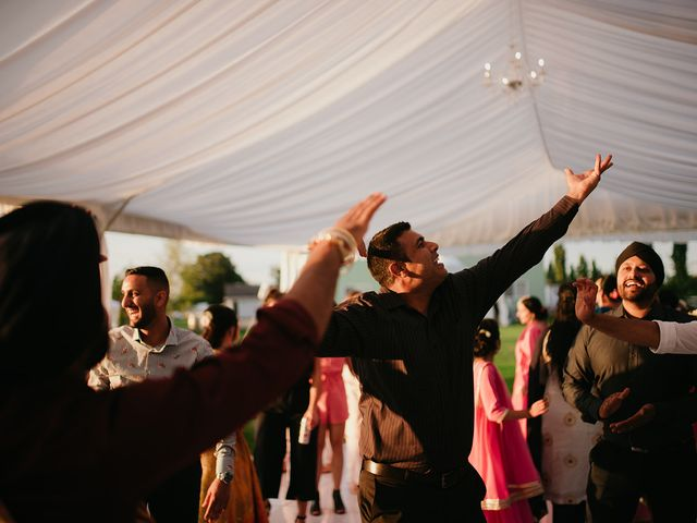 Kathrine and Sukh's wedding in Vancouver, British Columbia 35