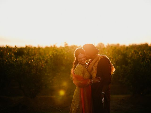 Kathrine and Sukh's wedding in Vancouver, British Columbia 1