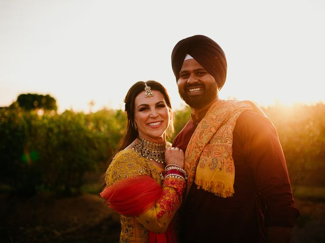 Kathrine and Sukh's wedding in Vancouver, British Columbia 2