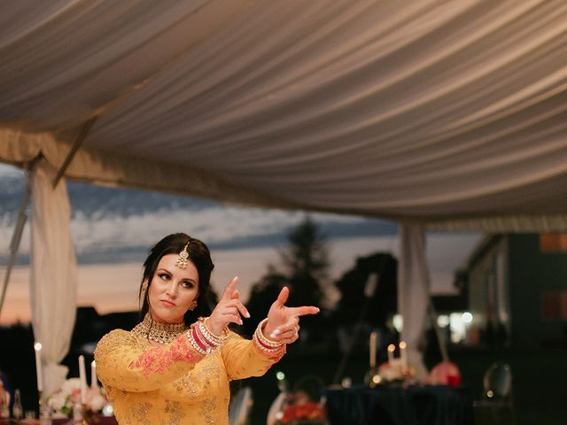 Kathrine and Sukh's wedding in Vancouver, British Columbia 36