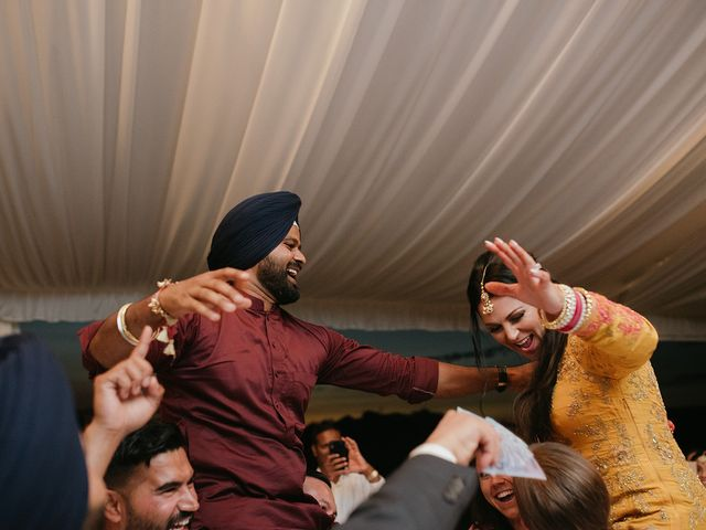 Kathrine and Sukh's wedding in Vancouver, British Columbia 37