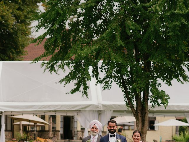Kathrine and Sukh's wedding in Vancouver, British Columbia 48