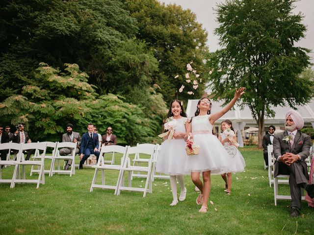 Kathrine and Sukh's wedding in Vancouver, British Columbia 50