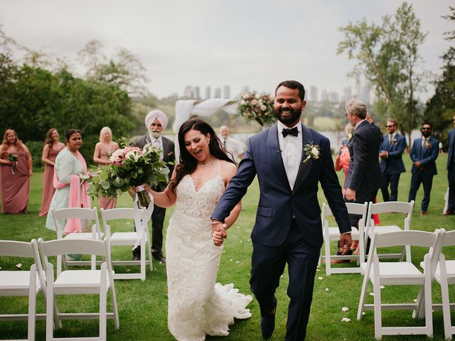 Kathrine and Sukh's wedding in Vancouver, British Columbia 57