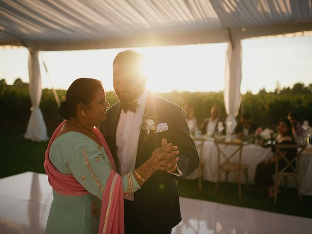 Kathrine and Sukh's wedding in Vancouver, British Columbia 76